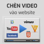 Cách chèn video vào website WordPress, nhúng video YouTube dễ ợt